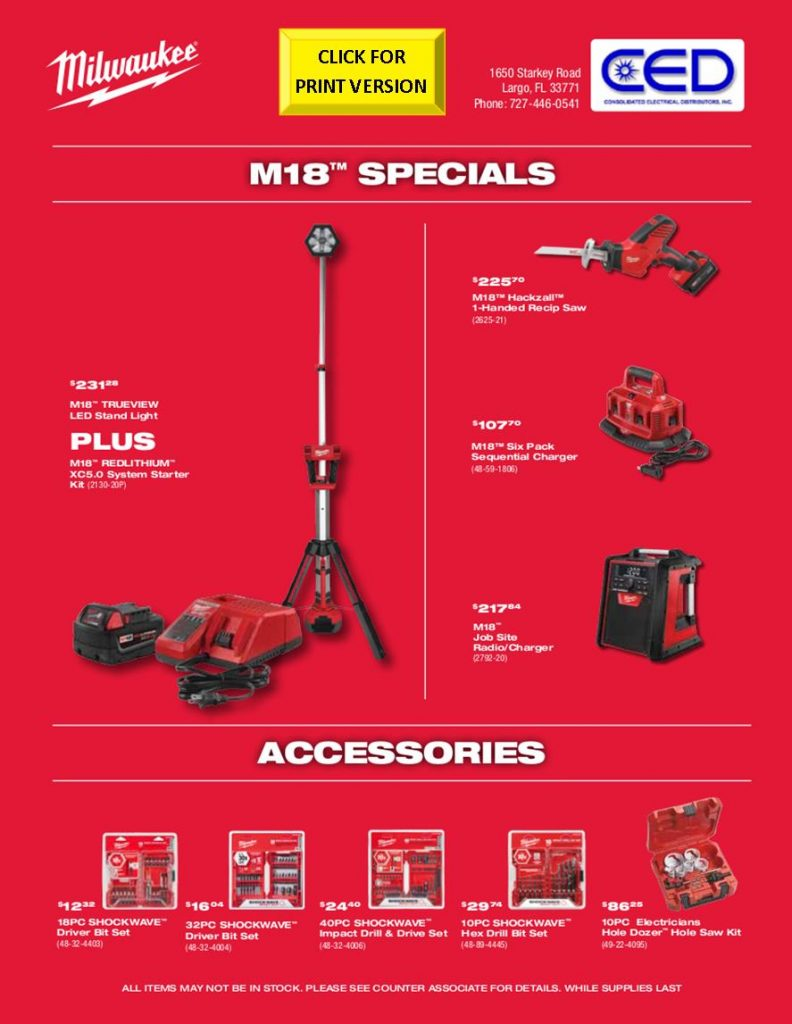 milwaukee-tools-promotion-4th-quarter