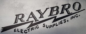 RAYBRO Electric Supplies Logo