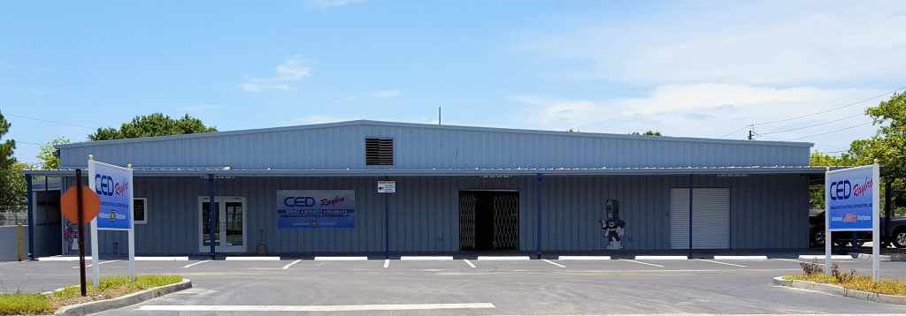 CED Clearwater Largo New Location Exterior