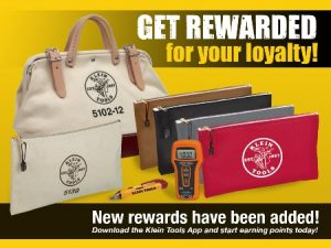 Klein Tools Loyalty Rewards