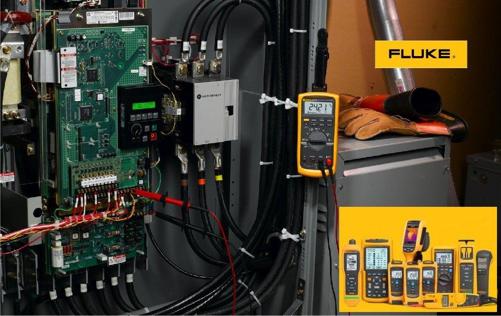 Fluke Industrial Equipment 1000