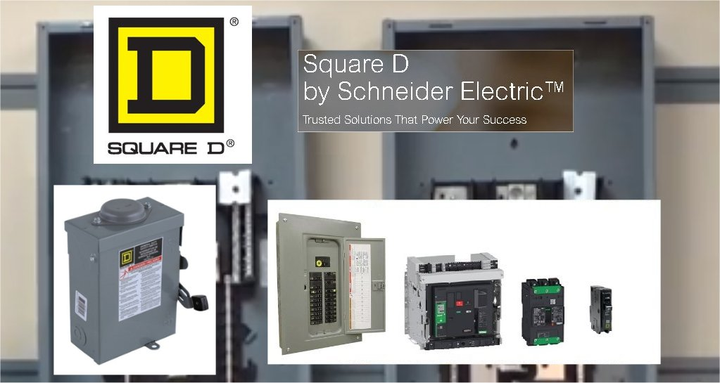 Square D Schneider Electrical Products