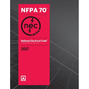 NEC Code Books New Product Announcement Jan 2017