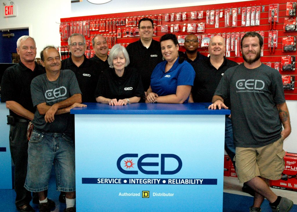 Ced Clearwater Largo Electrical Supply Team 2016 Ced