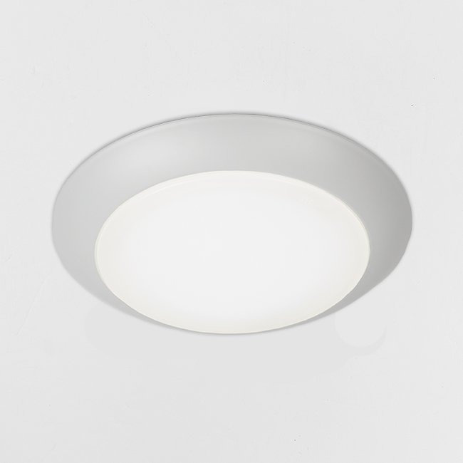 WAC FM 304 & 306 series LED fixture, white