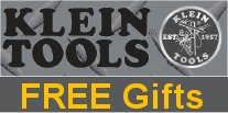 Klein Tools gift promotion