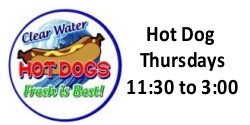 CED Hot Dog Thursdays
