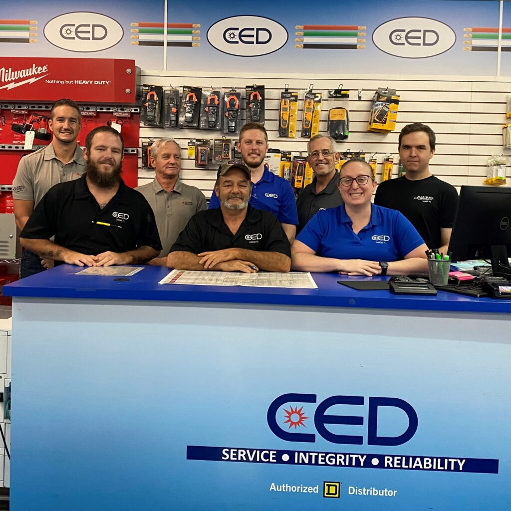 CED Largo Team Photo